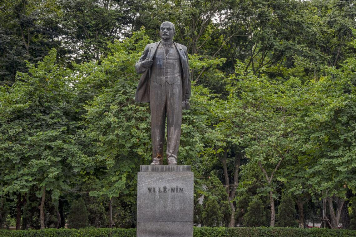 2019.Hanoi - Lenin Statue.02