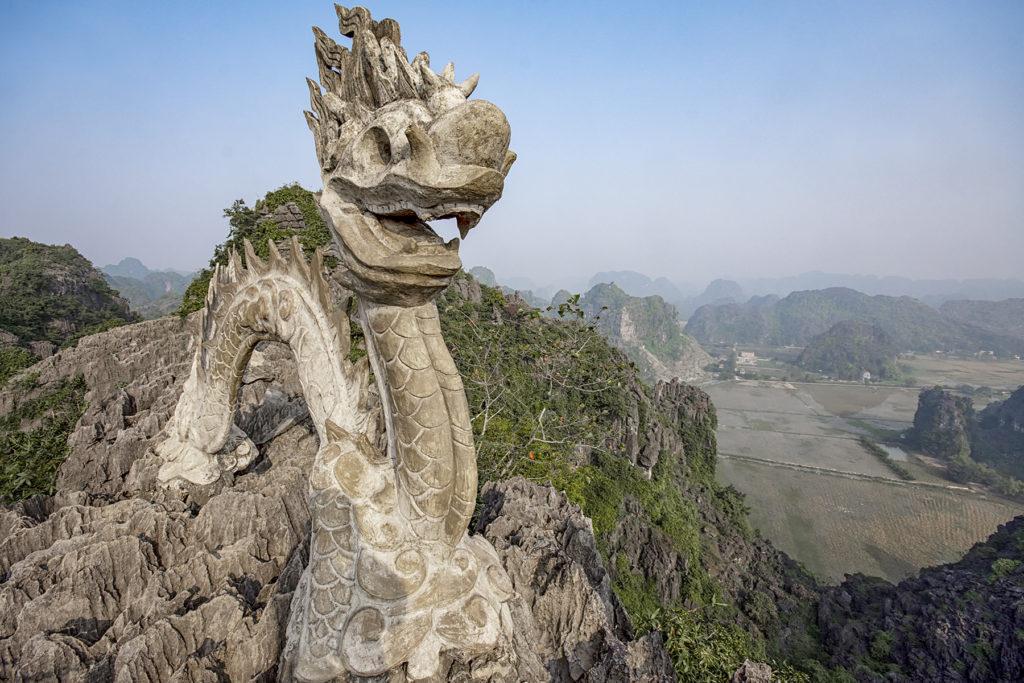 Dragon Top Mountain
