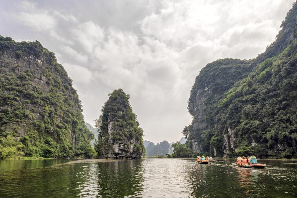 2019.Ninh Binh - Trang An Boat Tour.06