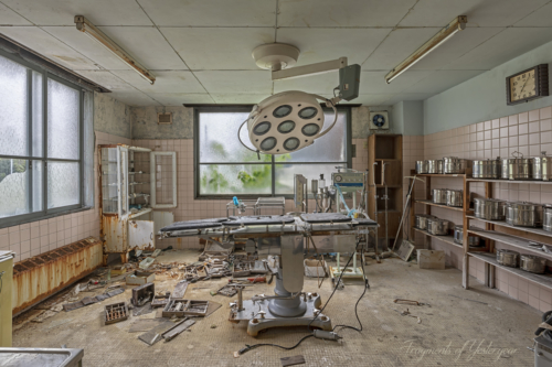 Clinic of the Miners