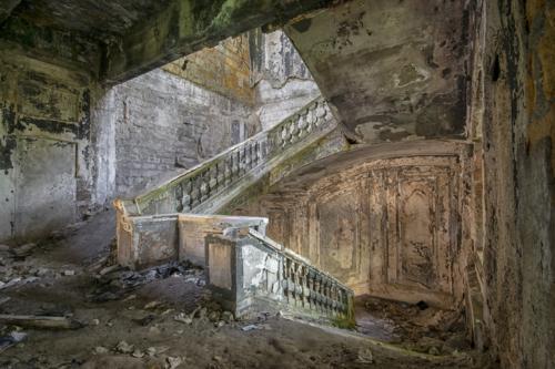 Political Stairways
